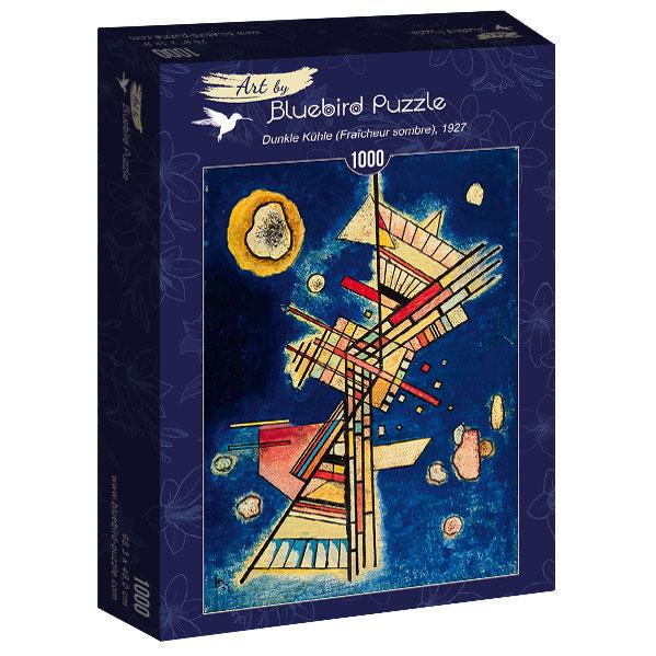 Puzzle Bluebird Frescura Oscura de 1000 Piezas