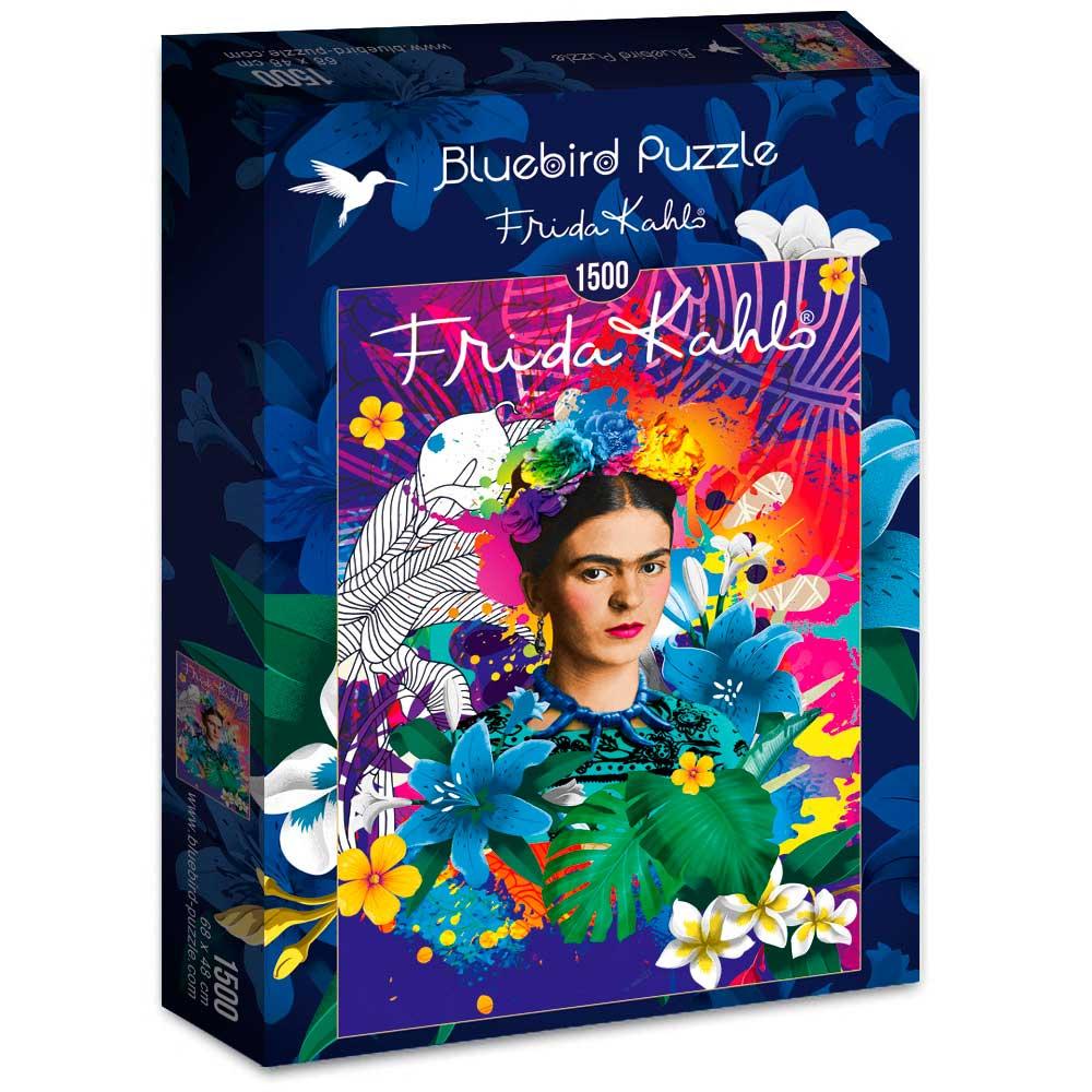 Puzzle Bluebird Frida Kahlo de 1500 Piezas