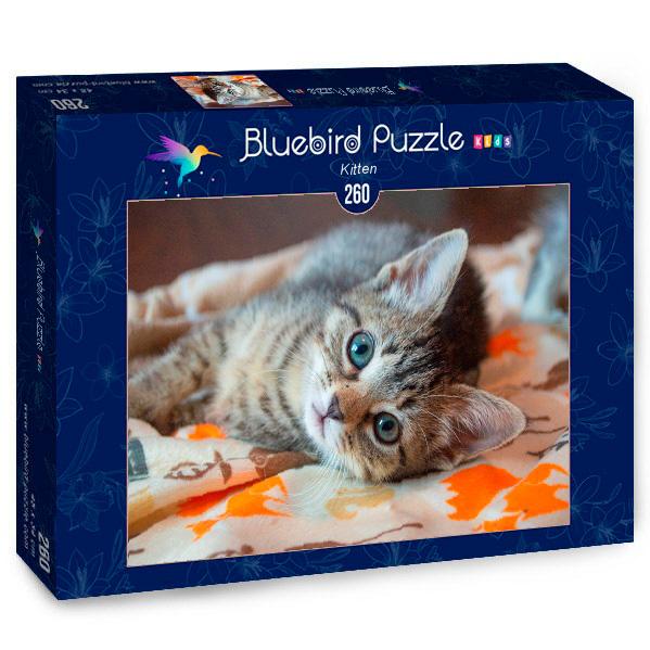 Puzzle Bluebird Gatito de 260 Piezas