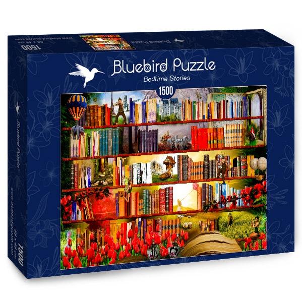 Puzzle Bluebird Historias para Soñar de 1500 Piezas