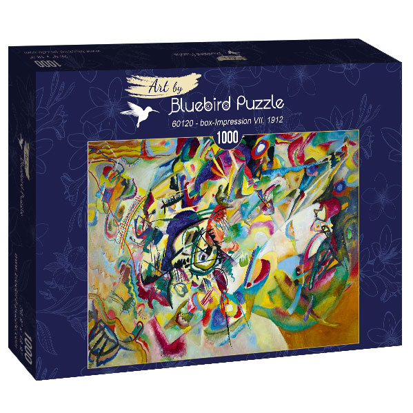 Puzzle Bluebird Impression VII de 1000 Piezas