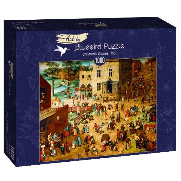 Puzzle Bluebird Juegos de Niños de 1000 Piezas