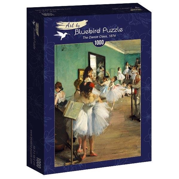 Puzzle Bluebird La Clase de Danza de 1000 Piezas
