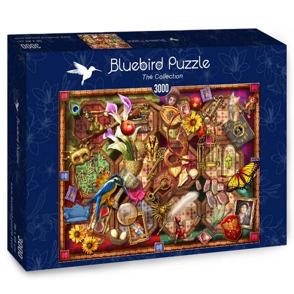 Puzzle Bluebird La Colección de 3000 Piezas
