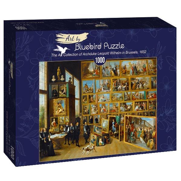 Puzzle Bluebird La Colección de Arte del Archiduque Leopold Wilh