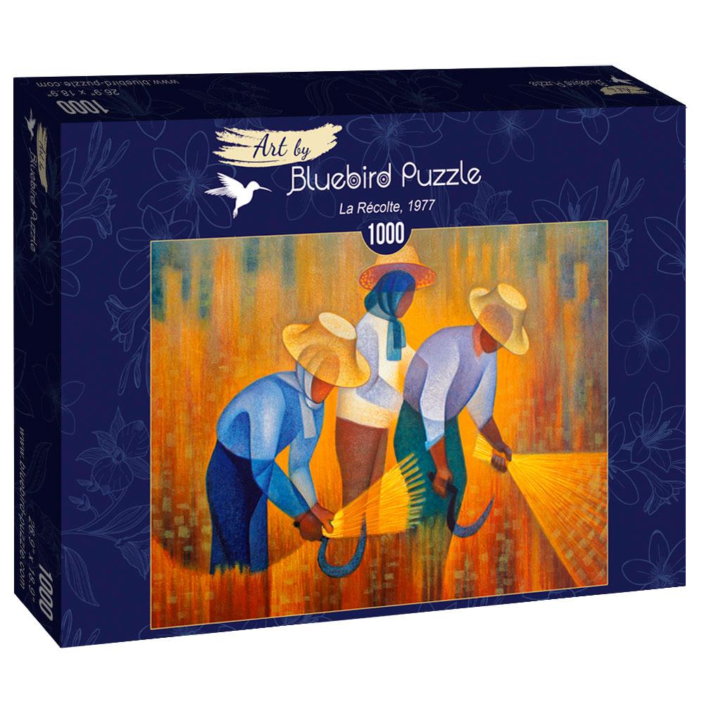 Puzzle Bluebird La Cosecha 1000 Piezas