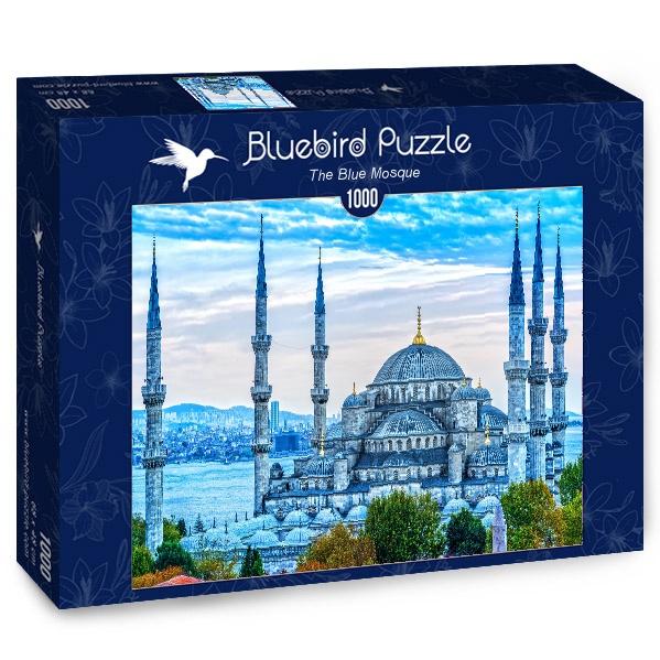 Puzzle Bluebird La Mezquita Azul de 1000 Piezas