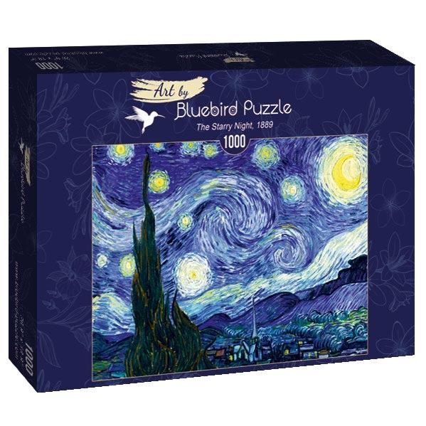 Puzzle Bluebird  La Noche Estrellada de 1000 Piezas