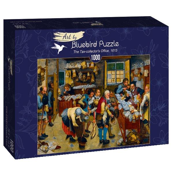 Puzzle Bluebird La Oficina del Recaudador de Impuestos de 1000 P