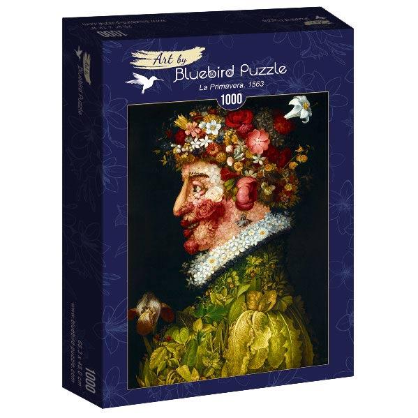 Puzzle Bluebird La Primavera de 1000 Piezas