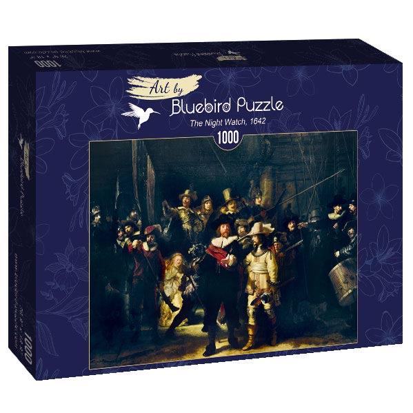 Puzzle Bluebird La Ronda Nocturna de 1000 Piezas