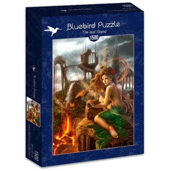 Puzzle Bluebird La Última Batalla de 1500 Piezas