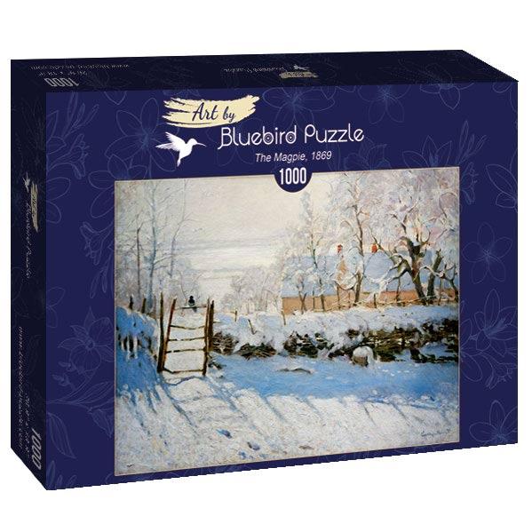 Puzzle Bluebird La Urraca de 1000 Piezas