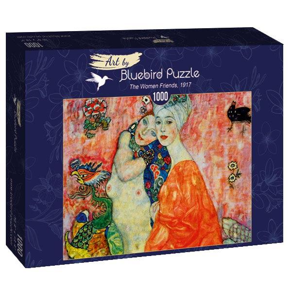 Puzzle Bluebird Las Amigas de 1000 Piezas