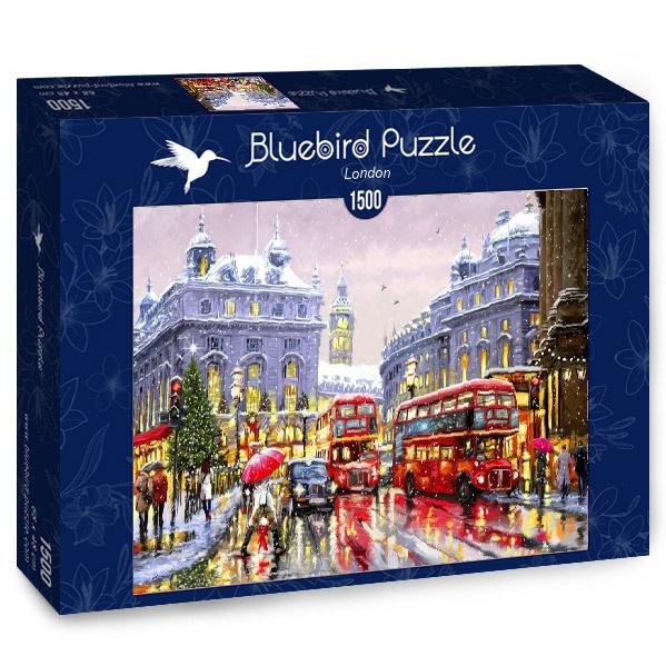 Puzzle Bluebird Londres de 1500 Piezas