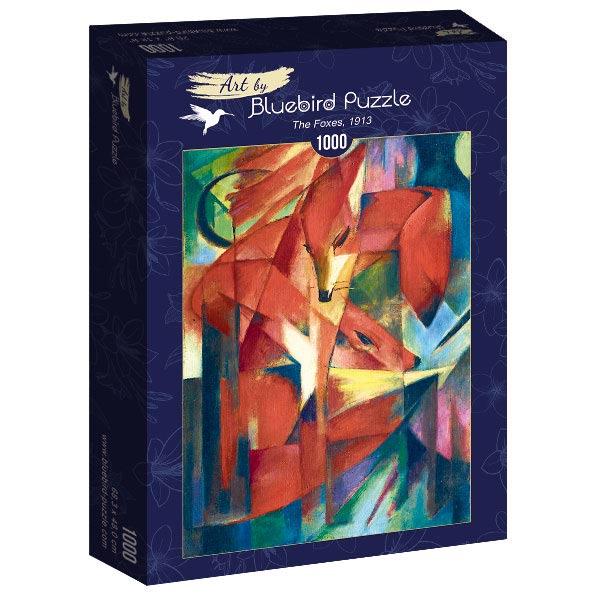 Puzzle Bluebird  Los Zorros de 1000 Piezas