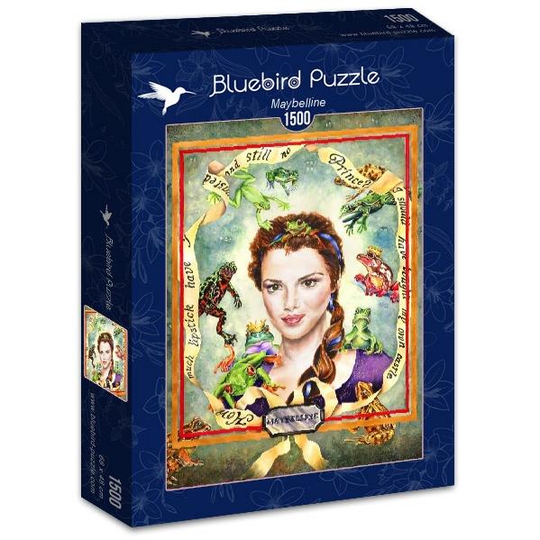 Puzzle Bluebird Maybelline de 1500 Piezas