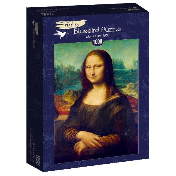 Puzzle Bluebird Mona Lisa de 1000 Piezas