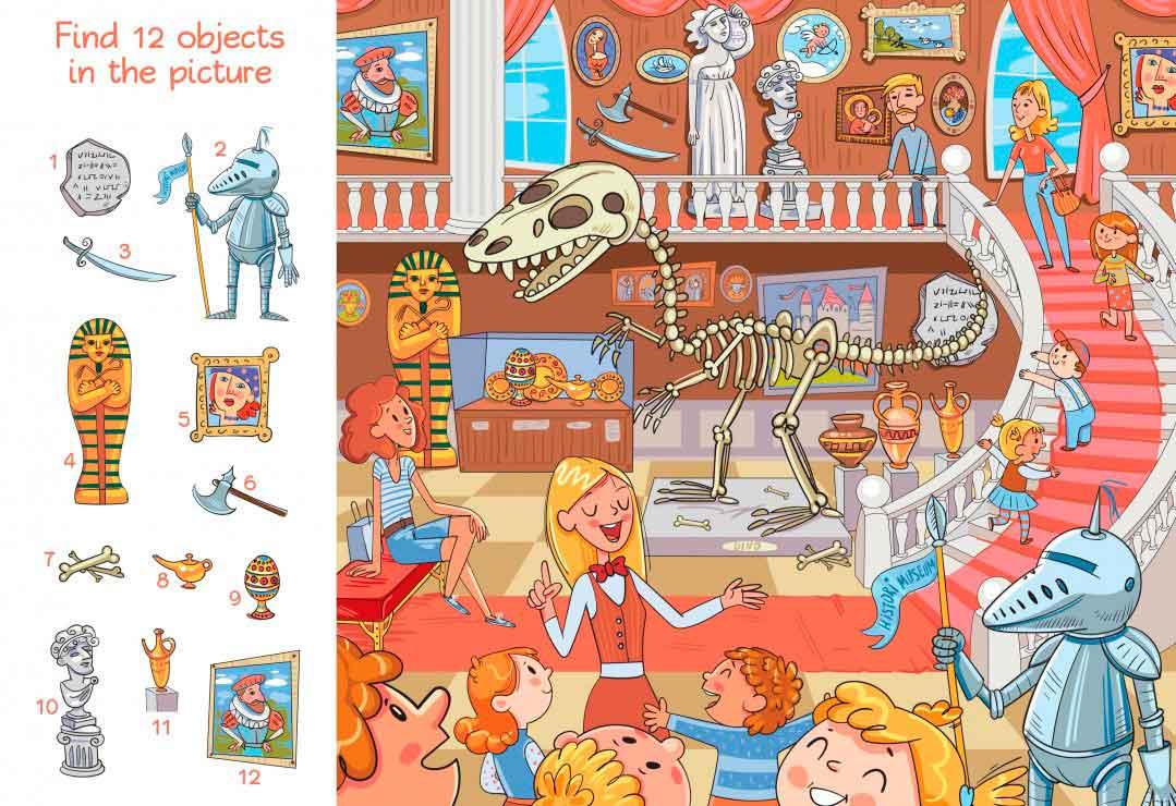 Puzzle Bluebird Museo de Historia Natural de 260 Piezas