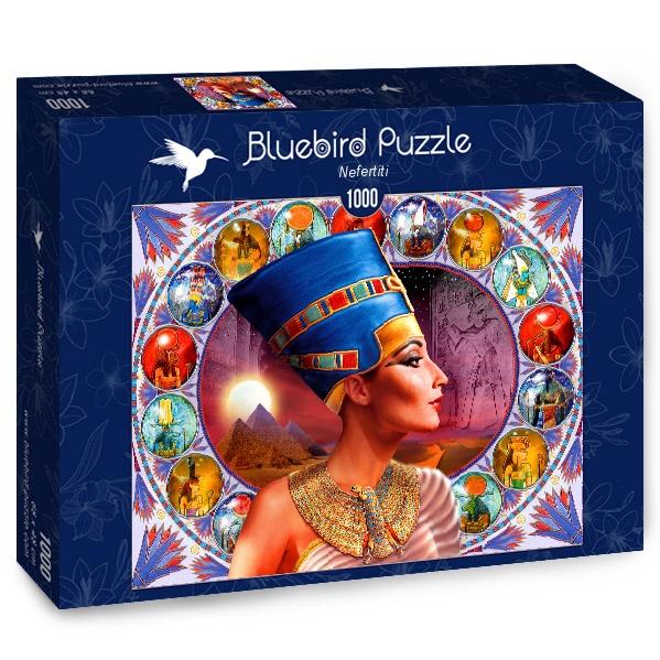 Puzzle Bluebird Nefertiti de 1000 Piezas
