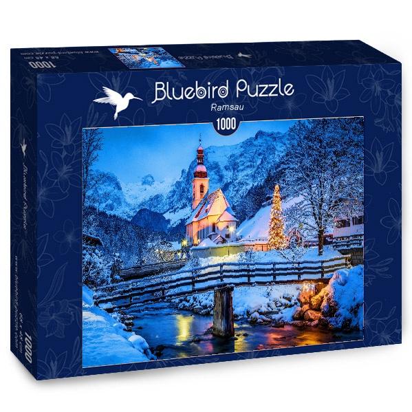 Puzzle Bluebird Ramsau de 1000 Piezas