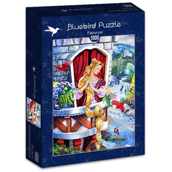 Puzzle Bluebird Rapunzel de 1000 Piezas