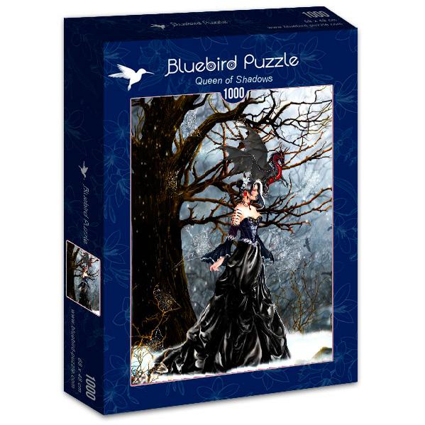 Puzzle Bluebird Reina de las Sombras de 1000 Piezas