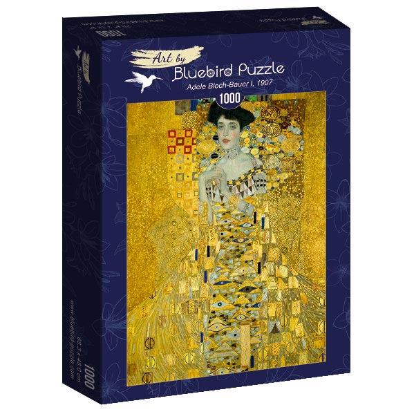 Puzzle Bluebird Retrato de Adele Bloch-Bauer de 1000 Piezas
