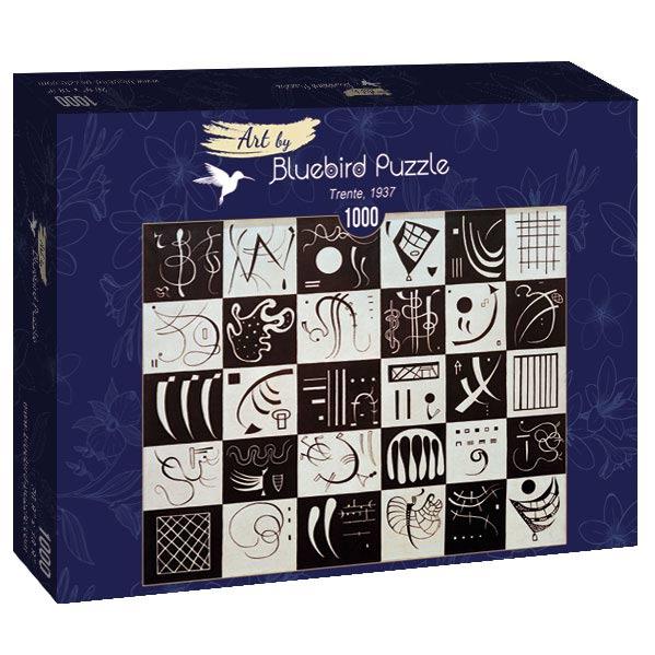 Puzzle Bluebird Treinta de 1000 Piezas