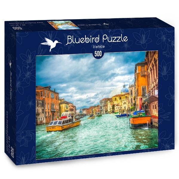 Puzzle Bluebird Venecia de 500 Piezas