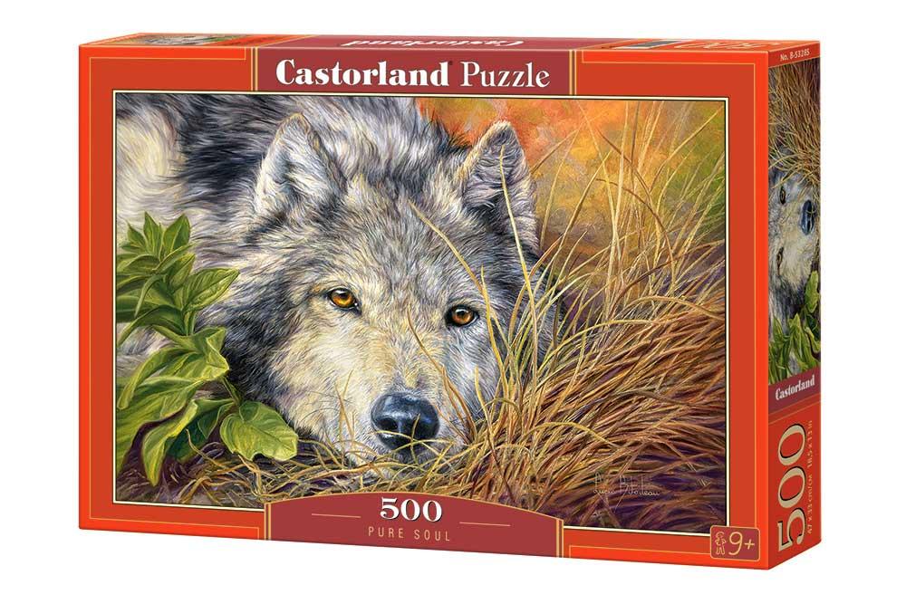 Puzzle Castorland Alma Pura de 500 Piezas