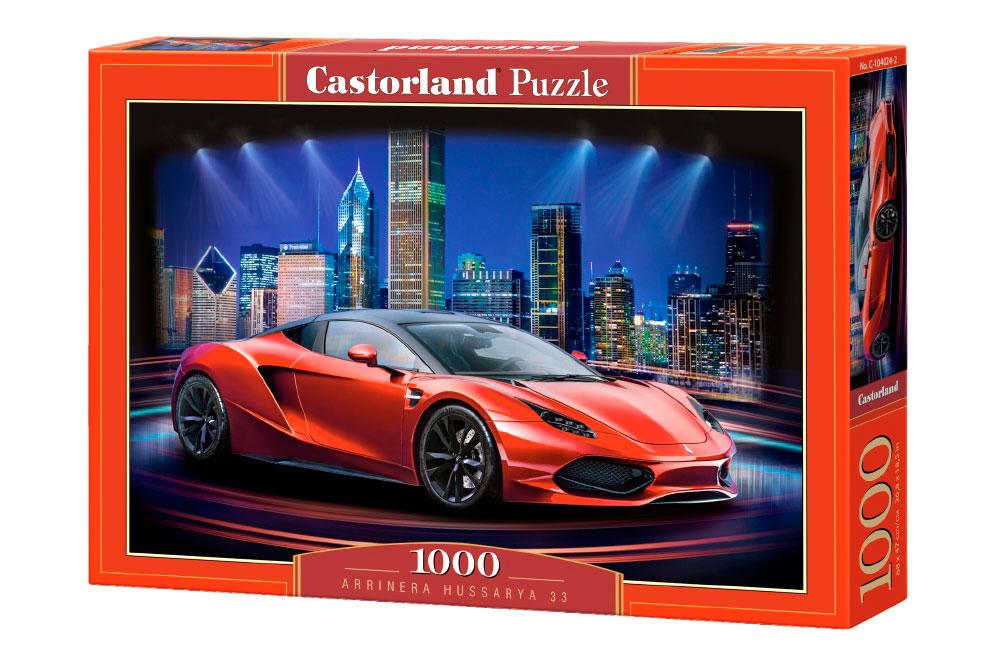 Puzzle Castorland Arrinera Hussarya 33, de 1000 Piezas