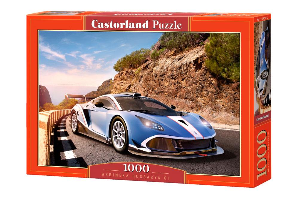 Puzzle Castorland Arrinera Hussarya GT de 1000 Piezas