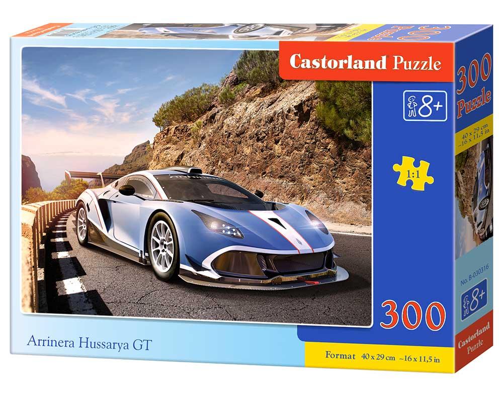 Puzzle Castorland Arrinera Hussarya GT de 300 Piezas