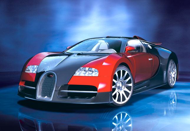 Puzzle Castorland Bugatti Veyron 16.4 de 1000 Piezas