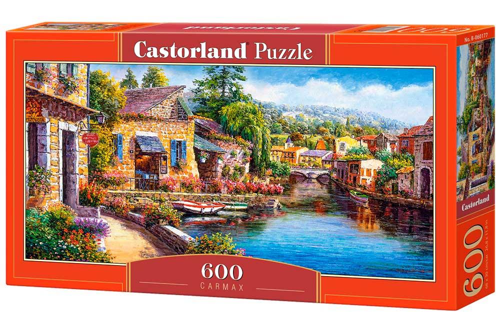 Puzzle Castorland Carmax 600 de Piezas