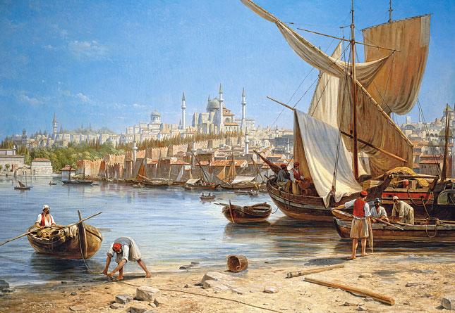 Puzzle Castorland Constantinopla de 1000 Piezas