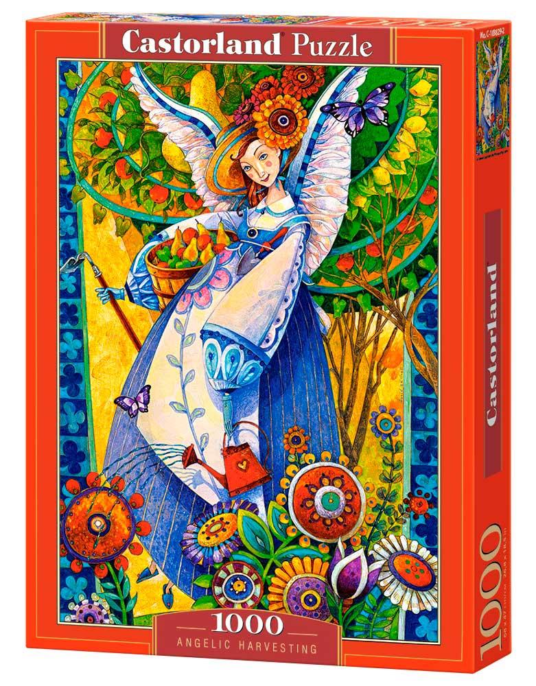 Puzzle Castorland Cosecha Angelical de 1000 Piezas