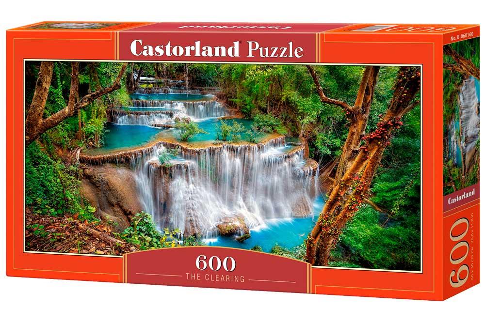 Puzzle Castorland El Claro de 600 Piezas