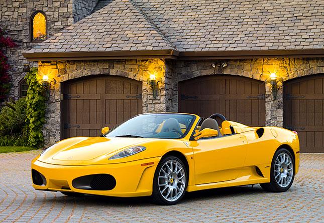 Puzzle Castorland Ferrari F430 Spider de 1000 Piezas