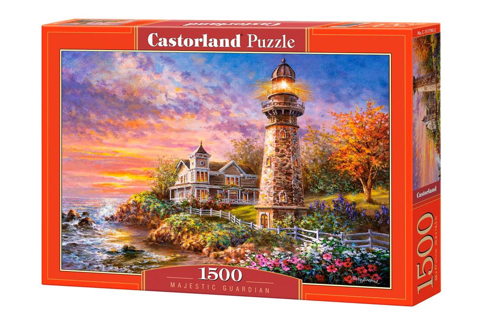 Puzzle Castorland Guardián Majestuoso de 1500 Piezas