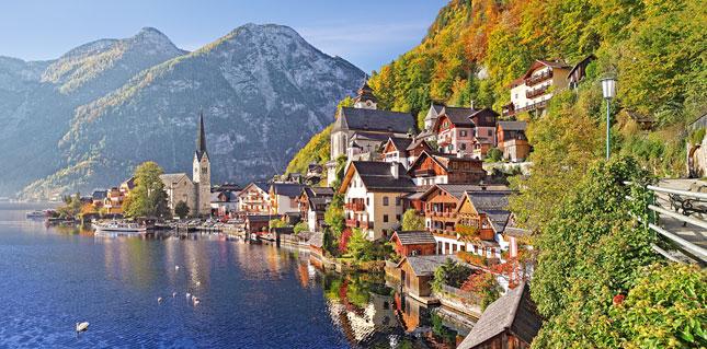 Puzzle Castorland Hallstatt, Austria de 4000 Piezas