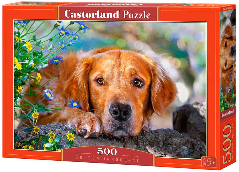 Puzzle Castorland Inocencia  de 500 Piezas