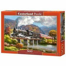 Puzzle Castorland La Locomotora de 500 Piezas