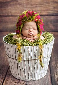 Puzzle Castorland Natural Baby de 1500 Piezas