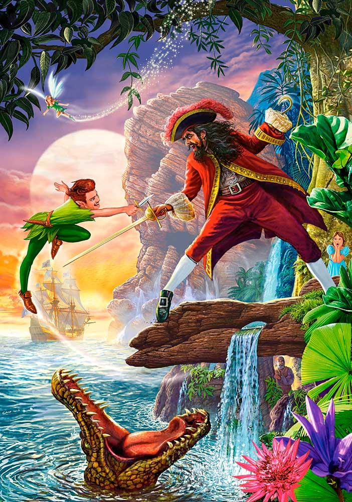 Puzzle Castorland Peter Pan 500 Piezas