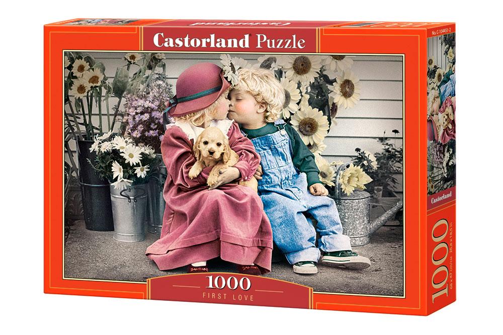 Puzzle Castorland Primer Amor de 1000 Piezas