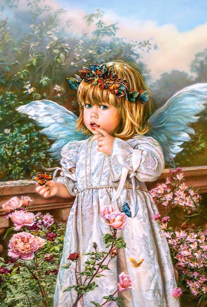 Puzzle Castorland Sueño de Mariposas de 1000 Piezas