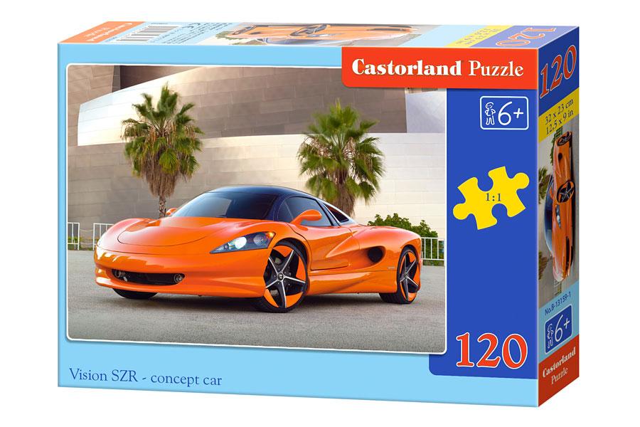 Puzzle Castorland Vision SZR 120 Piezas
