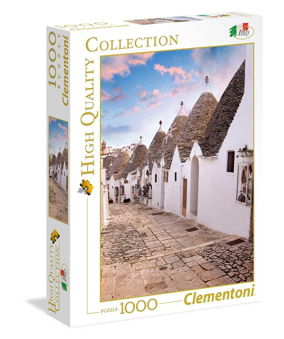 Puzzle Clementoni Alberobell, Italia de 1000 Piezas